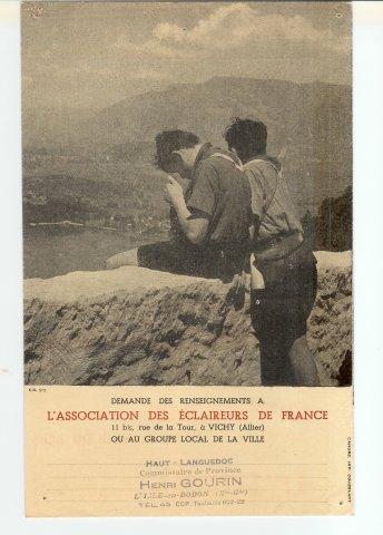 Brochure de propagande