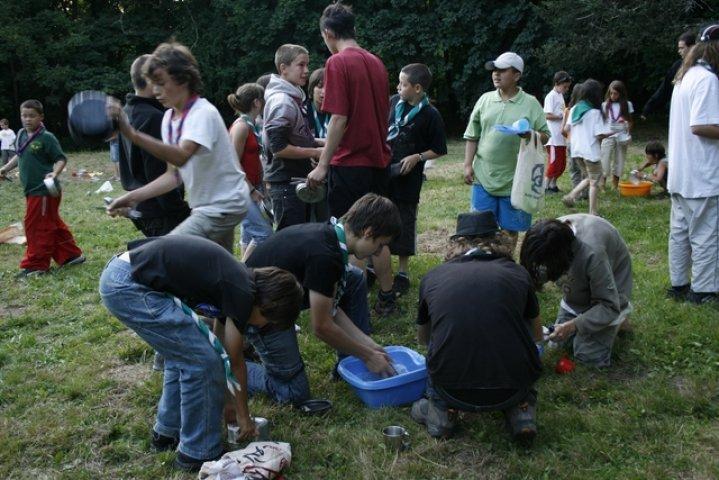 Vaisselle collective