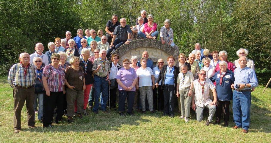 Septembre Choucroute à Balnot