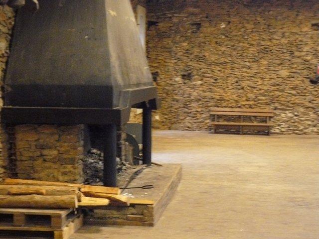 cheminée grange