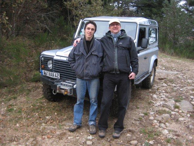 Benjamin et Pat