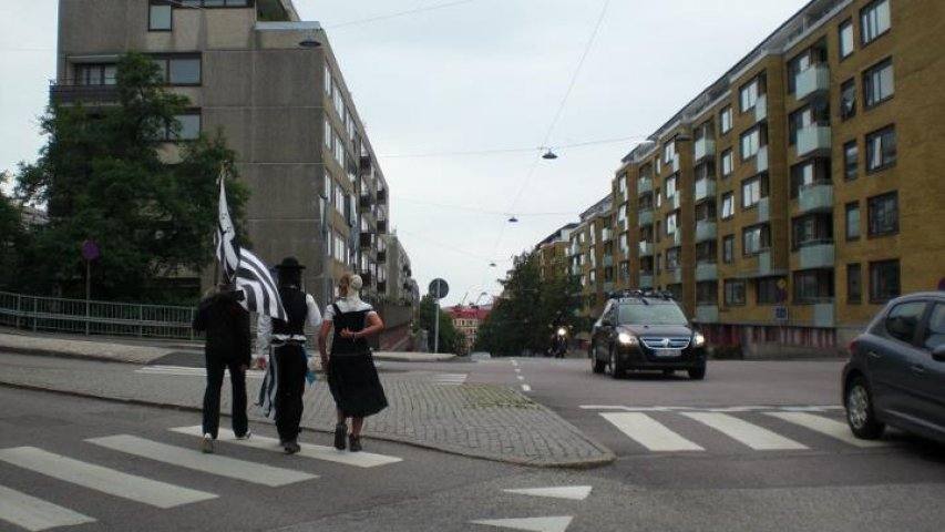 Des bretons à Göteborg