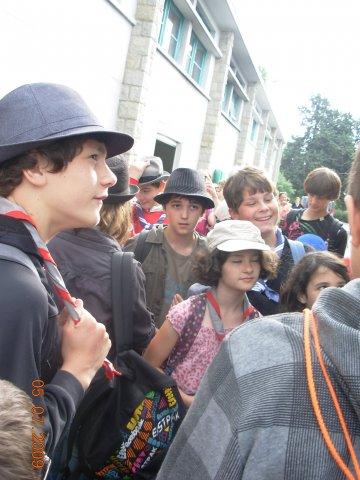 Rennes 5 juillet 2009