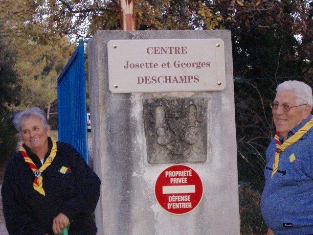 Josette Grizzli & Georges Castor