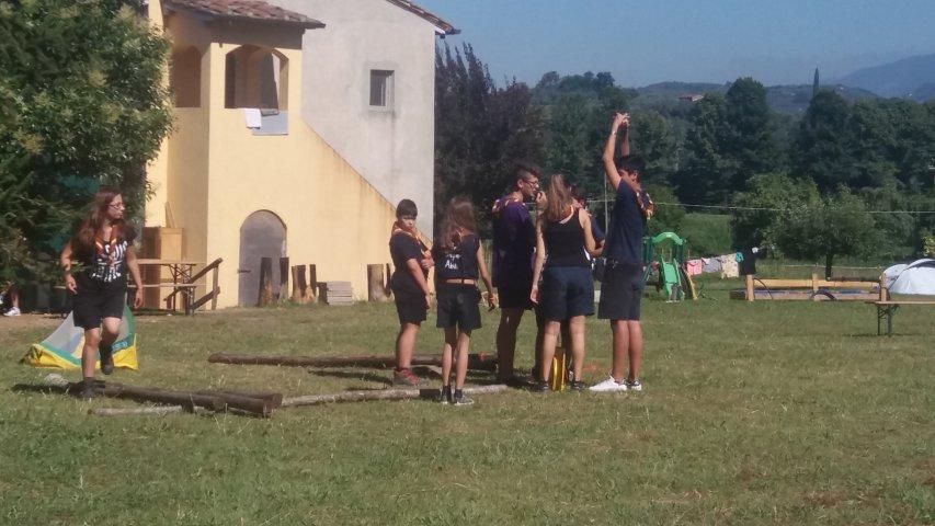 défi froissartage France Italie