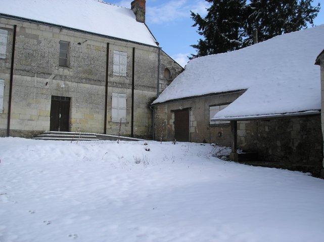 puits-bertin sous la neige