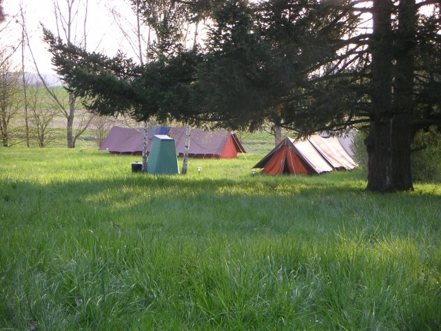 camping tout confort