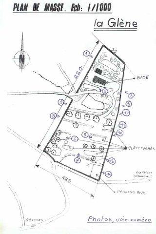 Plan général de la base
