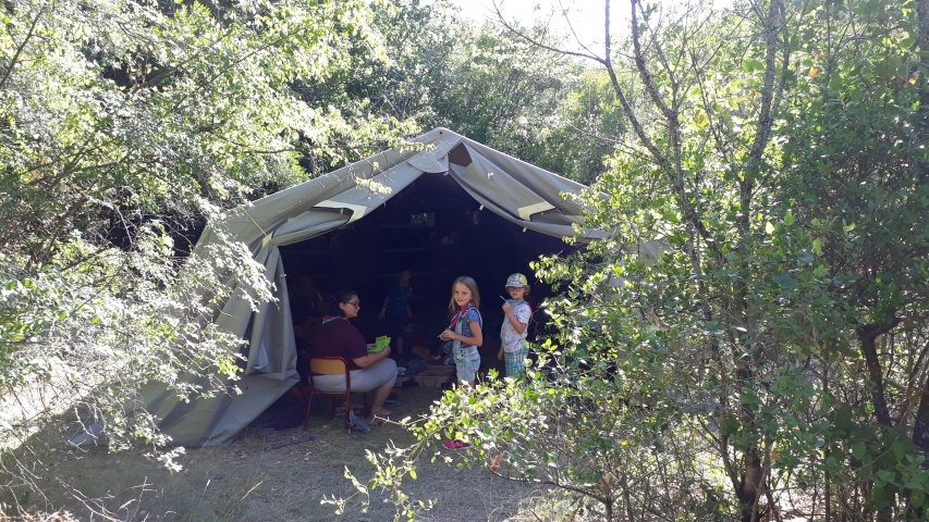 Camp Lutins/Louveteaux