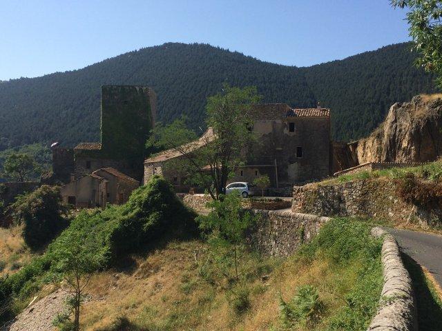 Rando Âne, de Colognac à Saint Roman de Codières (ici en photo!)