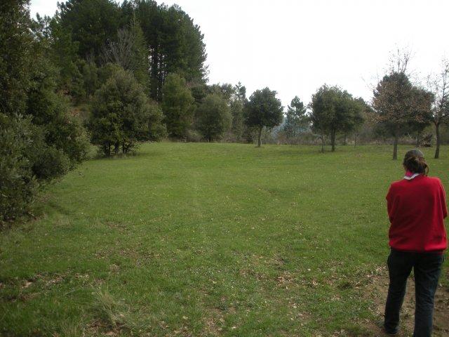 Terrain Louveteaux Soudorgues 2010