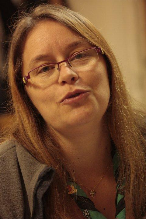 Hermine dans l'équipe régionale 2013
