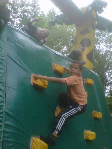 Grande fête champétre au parc Bocquet