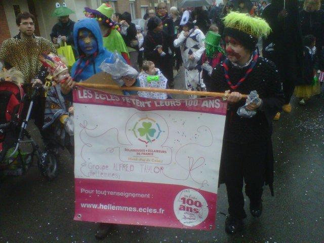 carnaval d'hellemmes mars 2011