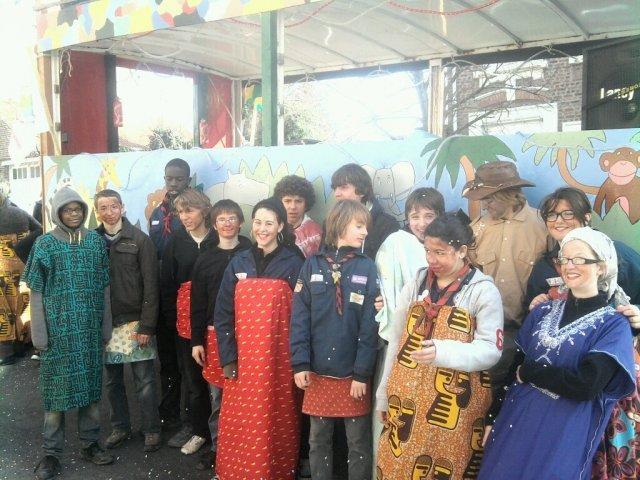 carnaval de Bailleul 2011