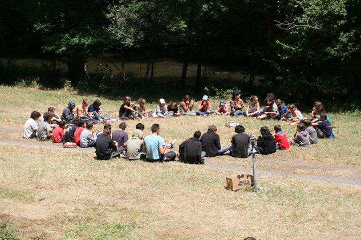 Camp d'été 2009 Sidobre