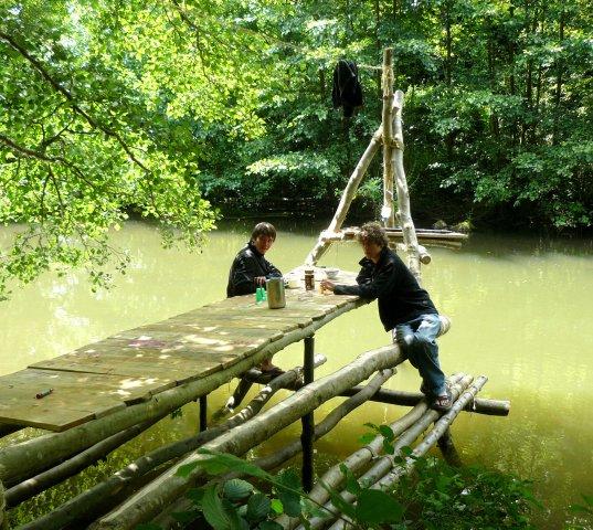 Camp d'été Sidobre 2009