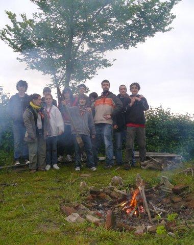 Montbrun-Lauragais éclés avril 2009