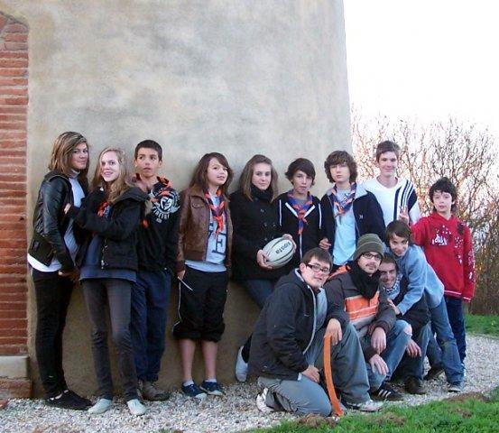 Eclés Montbrun-Lauragais