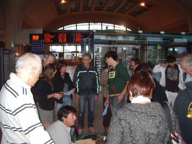 17 juillet 2011, 7h du mat, Limoges Bénédictins