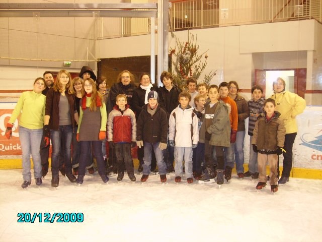 Patinoire 2009