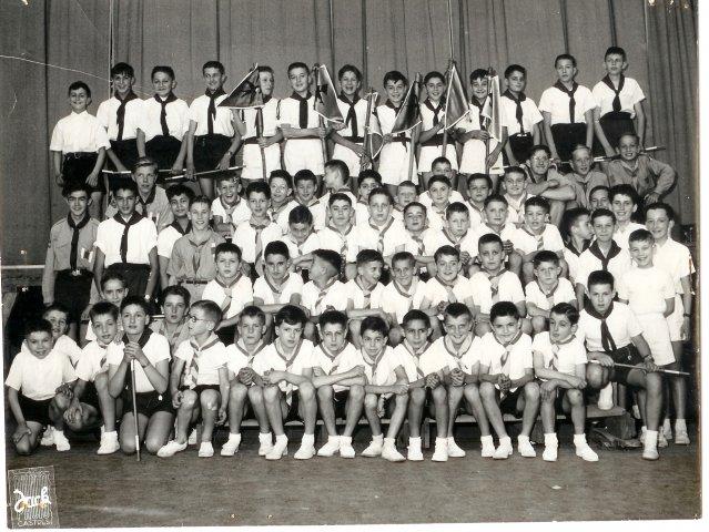 Eclaireurs de Castres 1950/1960