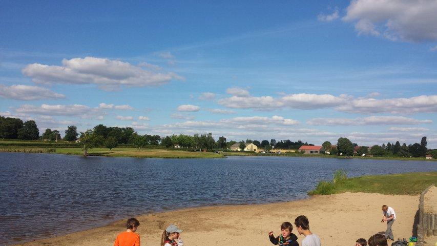 Lac de Lapeyrousse