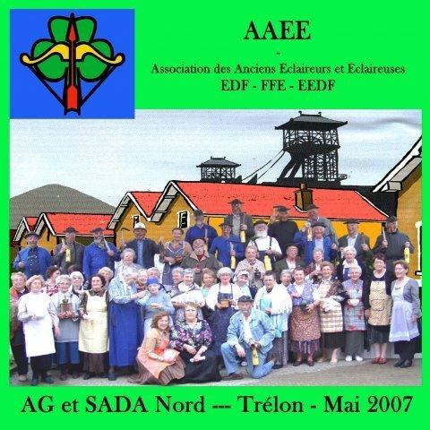 AG et SADA 2007 à Trélon