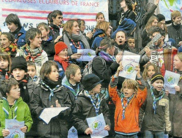 Rassemblement Régional à Lille pourle Centenaire