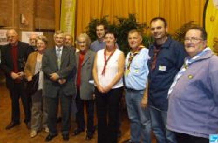 L'Equipe Régionale EEDF en 2011