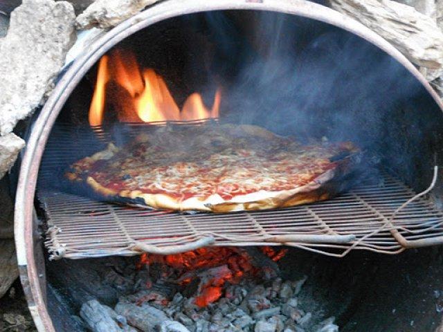 four a pizza au feu de bois trouvez le meilleur prix sur voir avant d 39 acheter. Black Bedroom Furniture Sets. Home Design Ideas