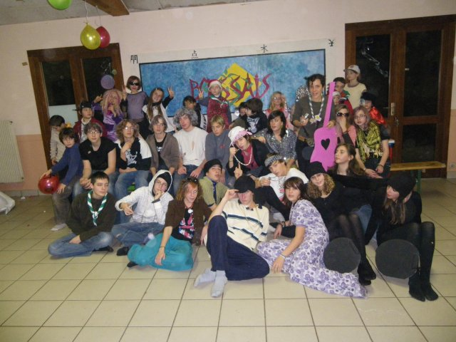 groupe (Noël 2009)