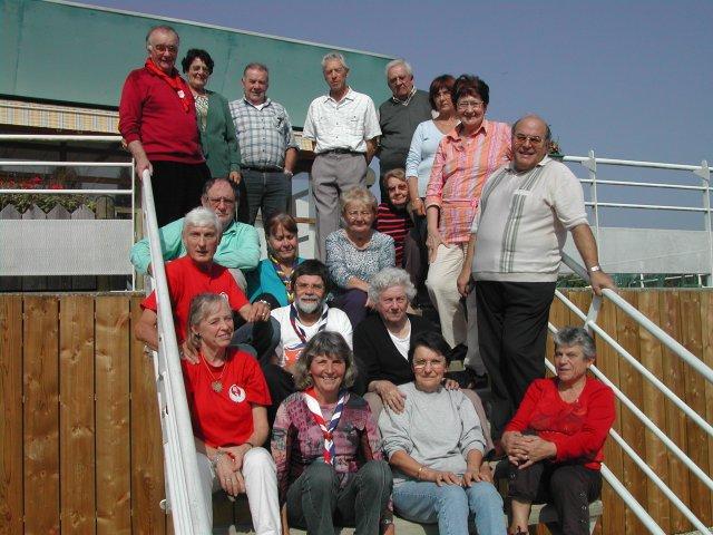 Une rencontre de l'AAEE Poitou-charentes