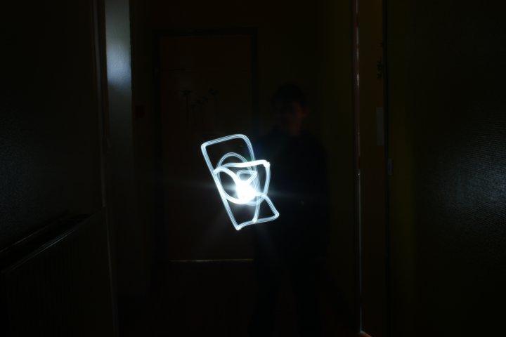 seance de lightpainting