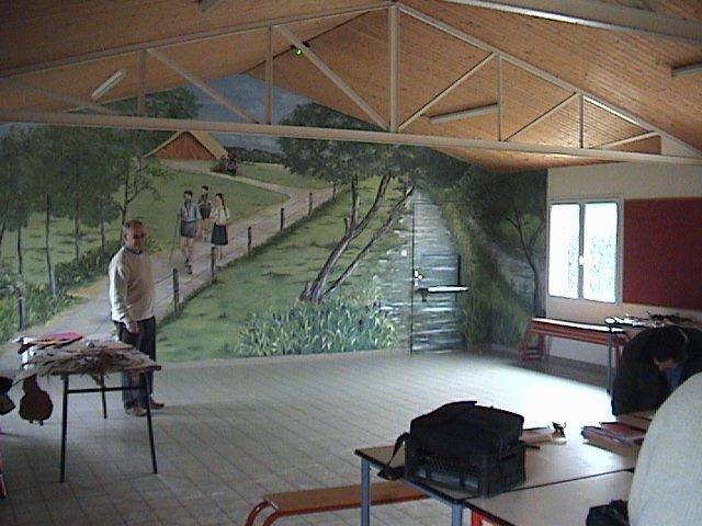 salle d'activités/réception