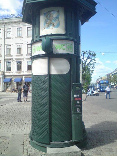 Goteborg ses Sanisettes