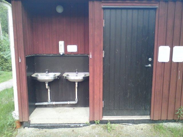 Kragenäs Norra Toaletten (Détail)